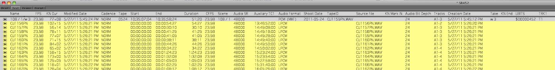 loosing Timecode when importing wav files - Avid Community