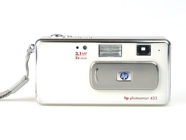 Hp Photosmart 433