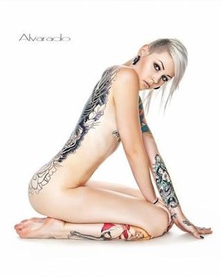 kristen quintrall tattoo. TATTOO DA SEXTA-FELIZ