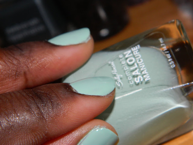 Sally Hansen Complete Salon Manicure Green Tea