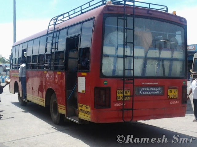 Tamil Nadu Buses - Photos & Discussion - Page 1621