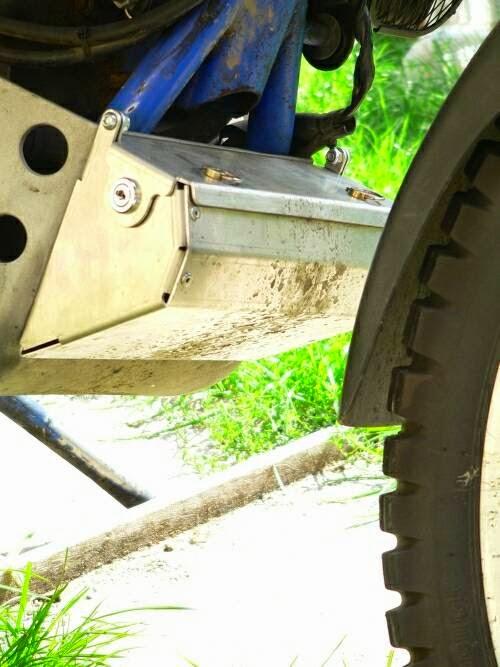 HRT Werkzeugfach für Motorschutz