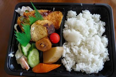 惣菜文香日替わり弁当