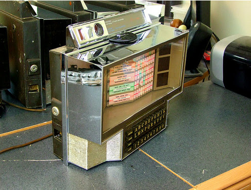how to build a jukebox cabinet