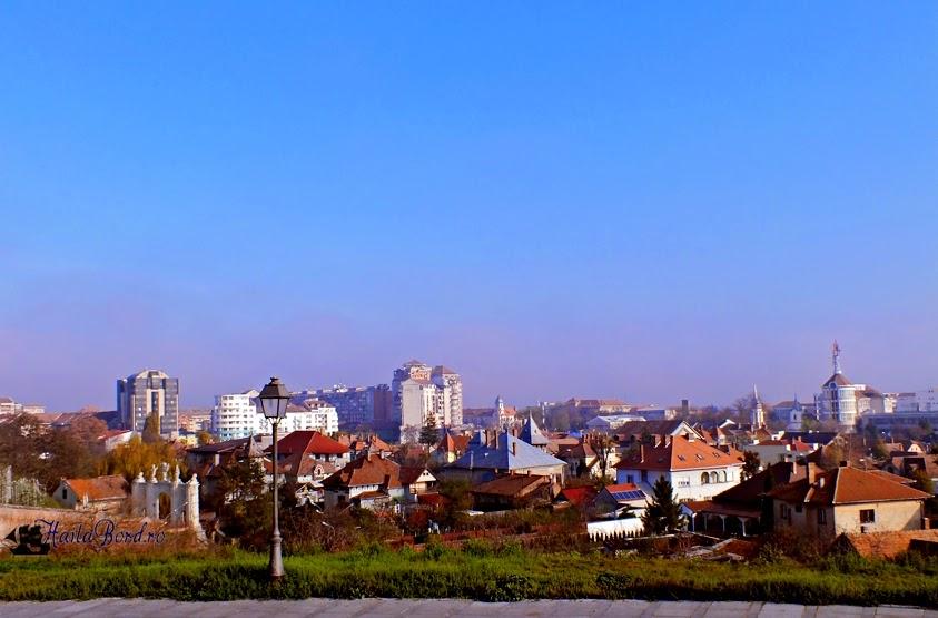 panorama cetatea alba iulia