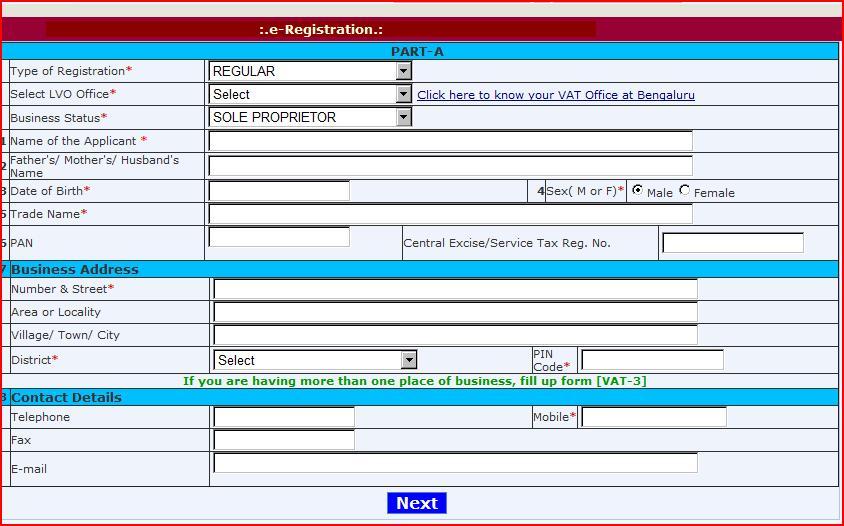 vat in karnataka Karnataka vat, vat act, vat schedule, vat forms, vat amendment, vat ordinance.