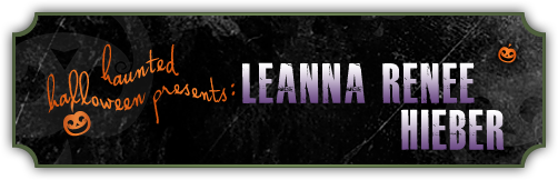 Haunted Halloween with Leanna Renee Hieber and a giveaway!
