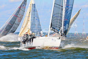 J/109s sailing one-design- a racer cruiser sailboat