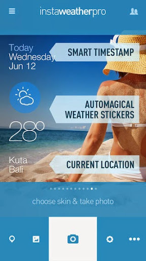 InstaWeather Pro v3.6.2 for iPhone