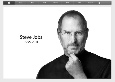 Farewell Sir. Steve Jobs Passed Away At 56