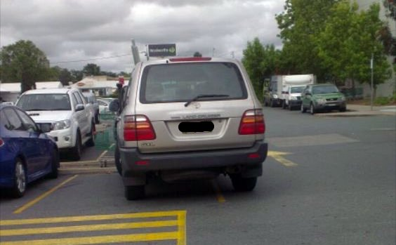 parking in queanbeyan