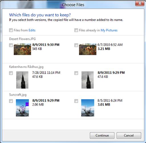 Perbaikan Jendela File Management Pada Window 8