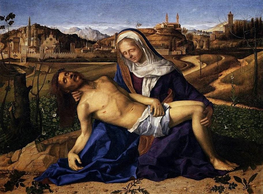 Giovanni Bellini - Pietà Martinengo