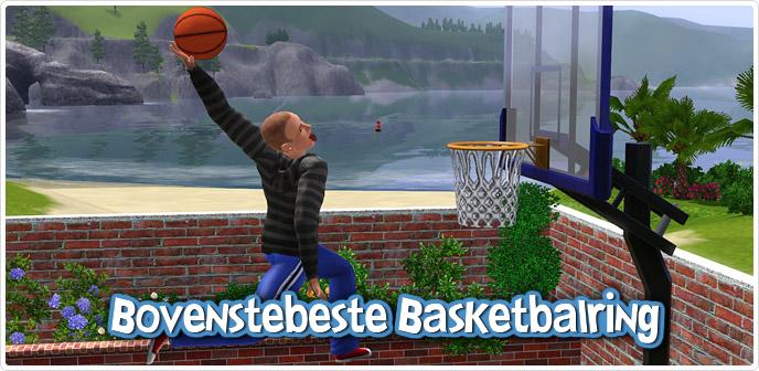 Bovenstebeste Basketbalring