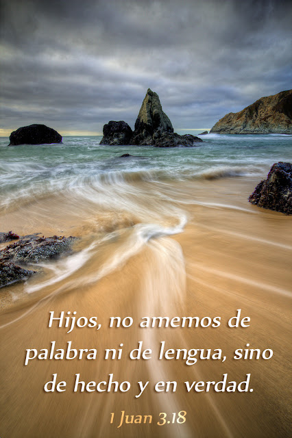 1 Juan 3.18