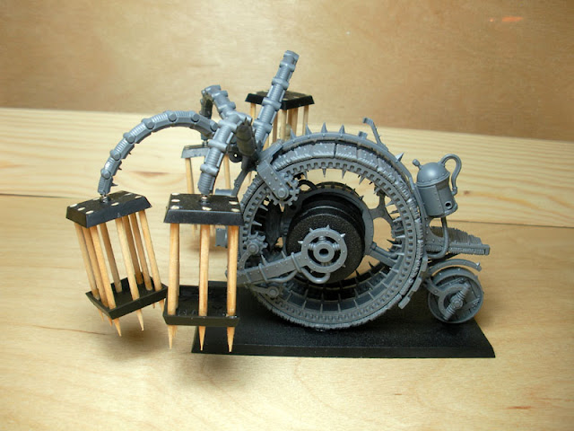 chaos - Black Dwarfs Engine of chaos SANY0728