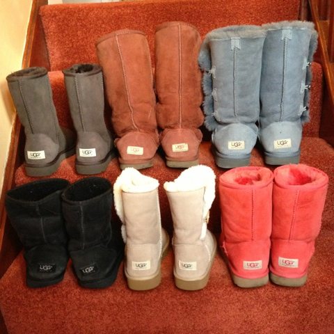 Ugg Boot Collection