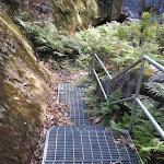 Metal stairs (233496)