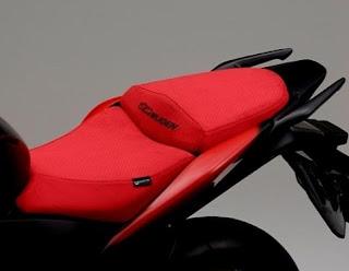 CBR250R Mugen seat