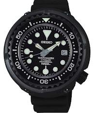 Jam Tangan Pria Analog Tali Rubber Seiko Prospex MarineMaster Professional 600M Diver : SBDB013