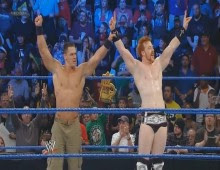 مصارعة WWE Smackdown 2012/11/30