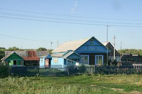 Ruske drvene kuće