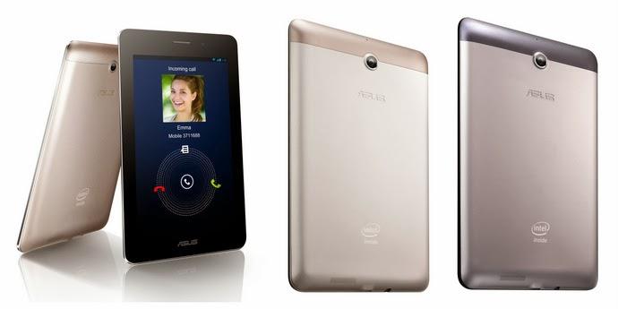 Hướng dẫn Hard Reset Asus FonePad 7 Tablet