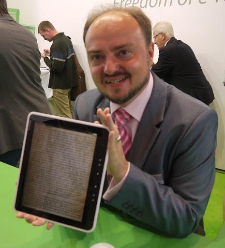 PocketBook анонсировала 10-дюймовый планшет на ОС Android