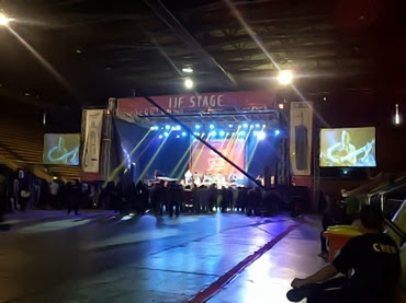 rental multimedia indonesian jass festival 2013