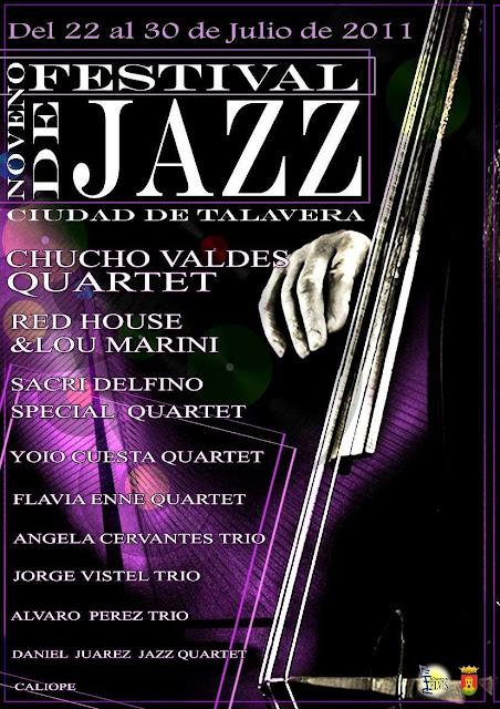 IX Festival Jazz Ciudad de Talavera 2011