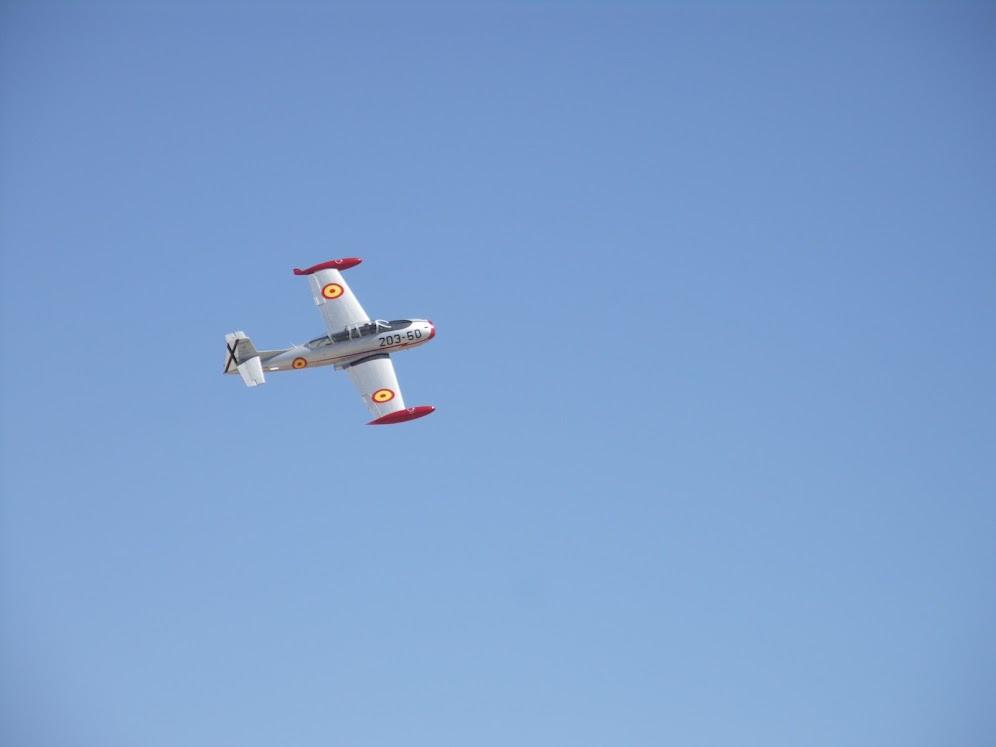 """Exhibición aerea de la Fundación """"Infante de Orleans"""". PICT0446"""