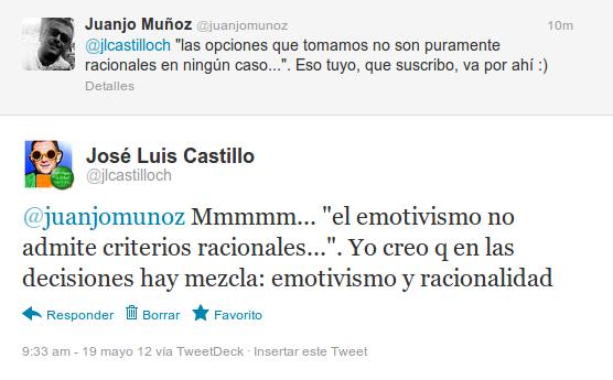 Twitter con Juanjo 2