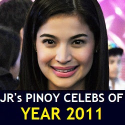 JR's Pinoy Celebrities of the Year 2011