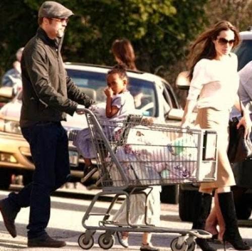 Brad And Angelina A Fraud