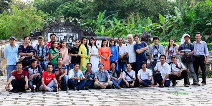 Học khóa dạy nhiếp ảnh của KS. Dương Trung Hiếu sẽ được giao lưu học hỏi cùng các nhiếp ảnh gia nổi tiếng.
