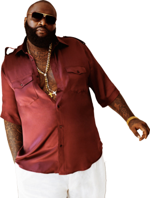 rick ross self made shirt. Rick Ross Links up with Wiz