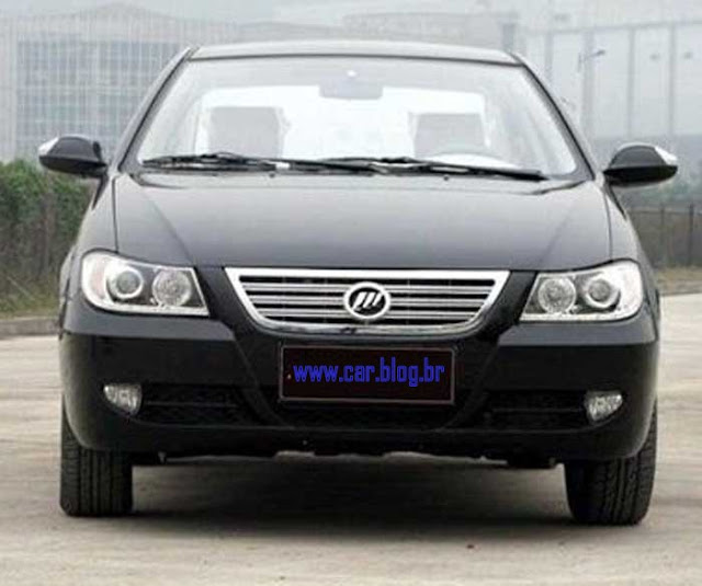 Lifan 620 Talent - frente