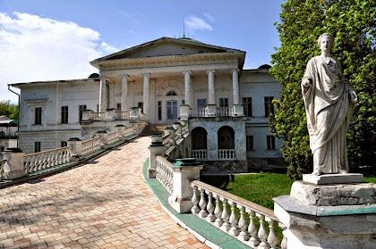 Дворец в Сокиринцах