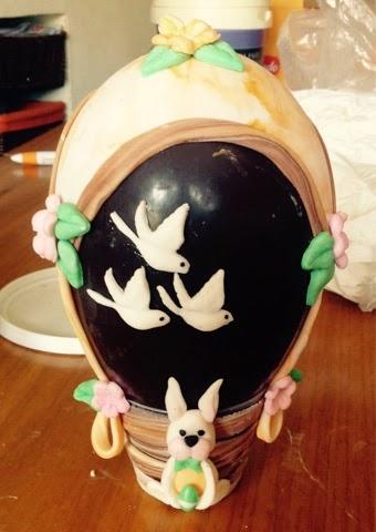 Idee per decorare le uova con la pasta di zucchero for Decorare la stanza di minnie e topolino