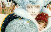 ERKO Vladislav Illustration to The Snow Queen (queen) 2006