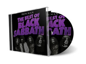 Black Sabbath   Iron Man The Best of Black Sabbath Black Sabbath – Iron Man The Best of Black Sabbath
