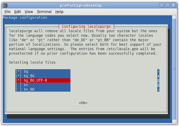 ubuntu localpurge