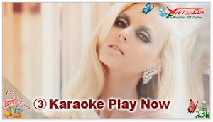 Karaoke - Hạnh Phúc Quanh Đây