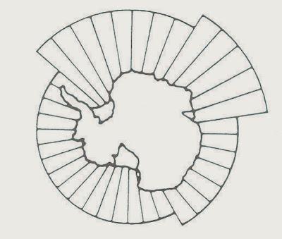 남극해양생물보존협약 로고