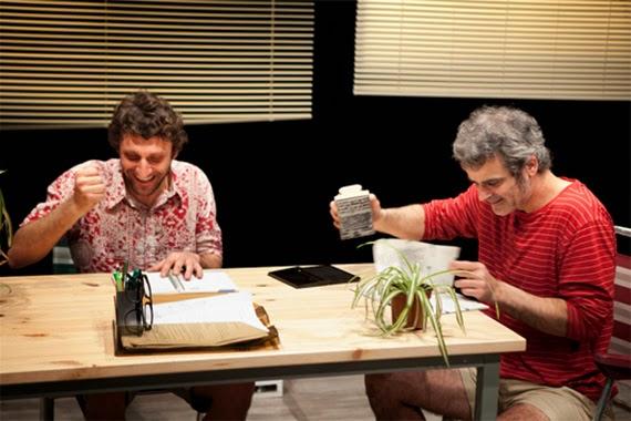 'Yo de mayor quiero ser Fermín Jiménez' en el Corral de Comedias de Alcalá