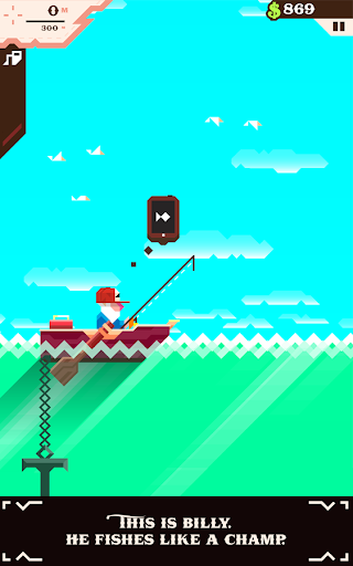 Ridiculous Fishing v1.2.2.4