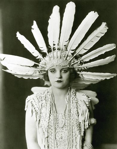 vintage actrice fun