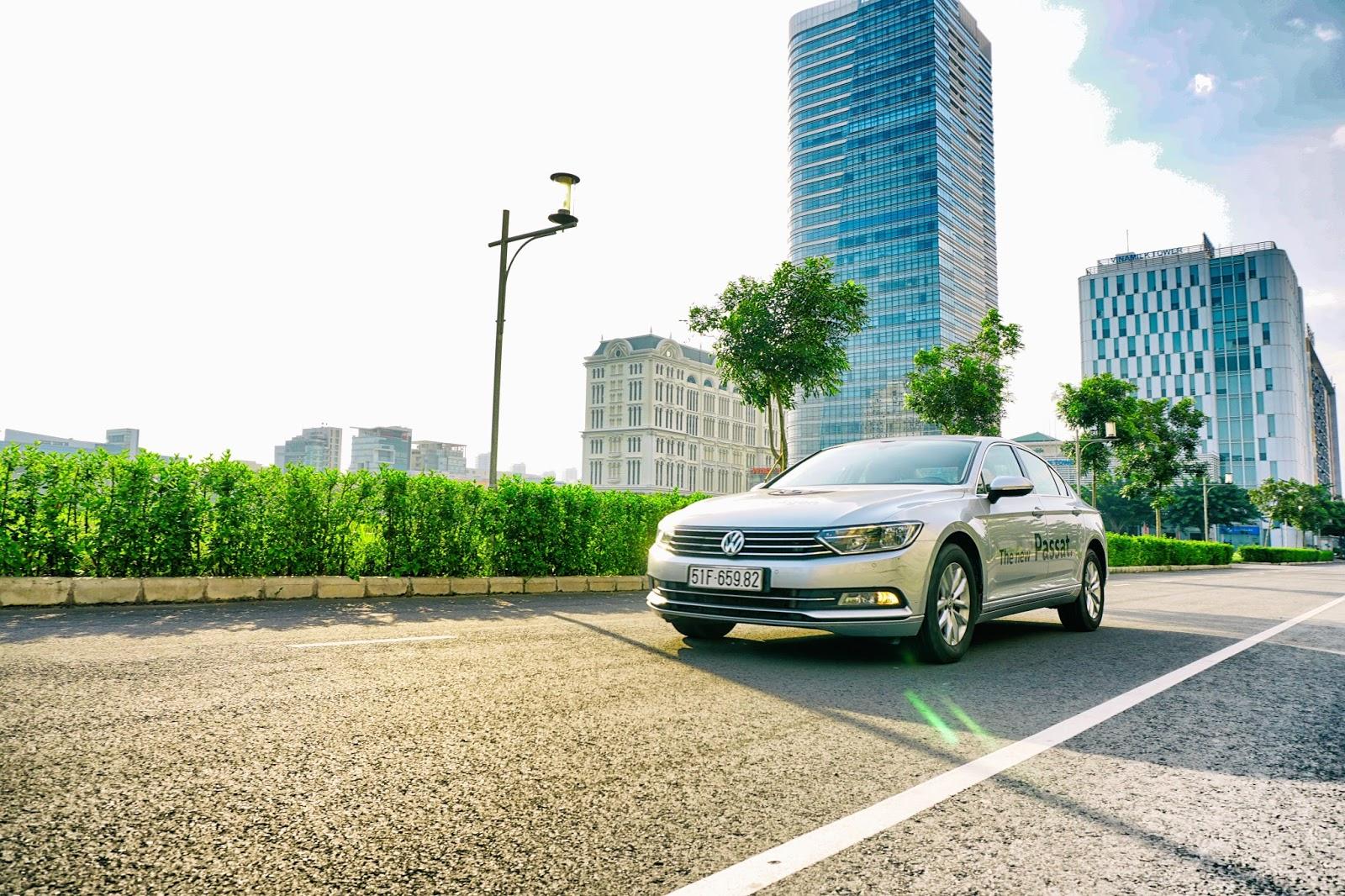 Volkswagen Passat 2016 là lựa chọn quá tuyệt cho các dòng xe Đức giá rẻ