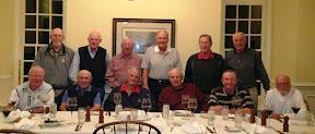 L to R front row: Sandy Hallenbeck, Fred Grates, Steve Darrah, Bob Selkis, Barrie Zais, Tom Carll.  L to R back row: Steve Ammon, Pat Kenny, Jack Thomasson, Walt Kulbacki, Ray Paske, Bob Harter