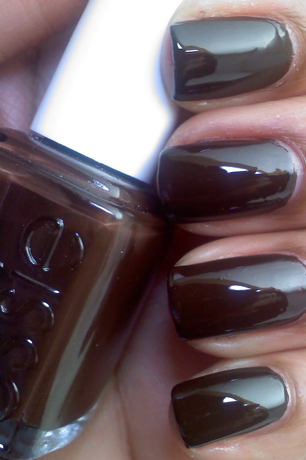 AllThingsNails! (and handbags and shoes, etc.): Essie Little Brown ...